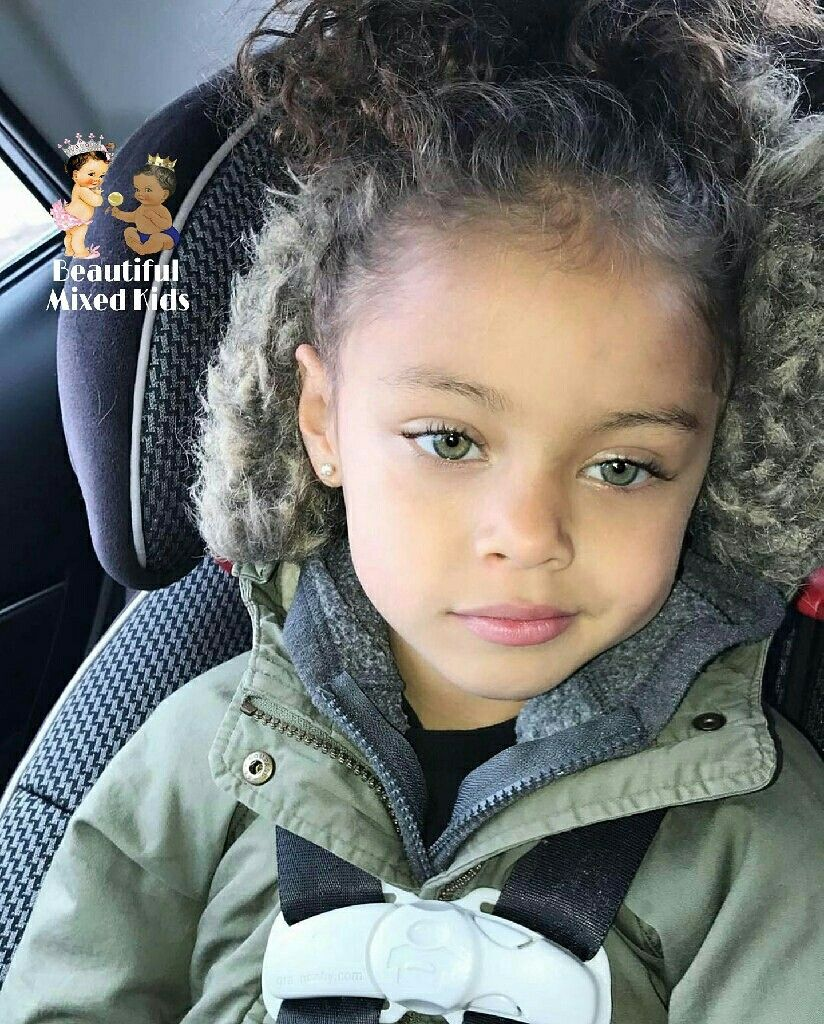 Alaiya - 5 Years • German, Mexican & African American ...