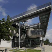 National Glass Centre shortlisted for prestigious tourism award