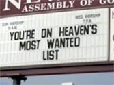 The Funniest Church Signs You Haven't Seen Yet! These Are Great!