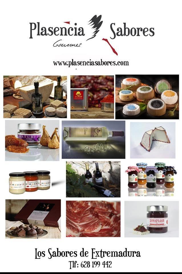 Delicias de Extremadura que encontrarás en www.plasenciasabores.com