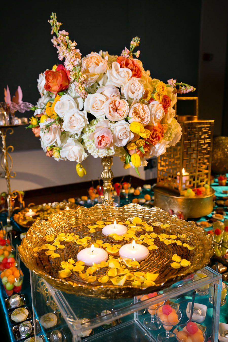 Wedding in pueblo colorado indian vibrant elegant mandap