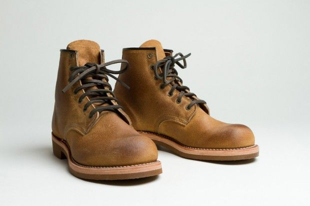 Red Wing Heritage x Nigel Cabourn Munson Boot