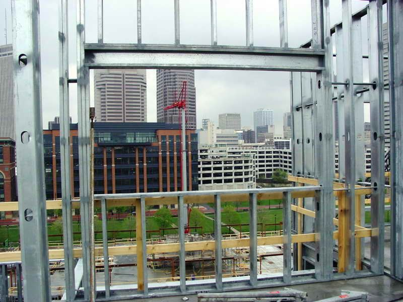 metal stud construction | 18 Photos of the Metal Stud Framing ...