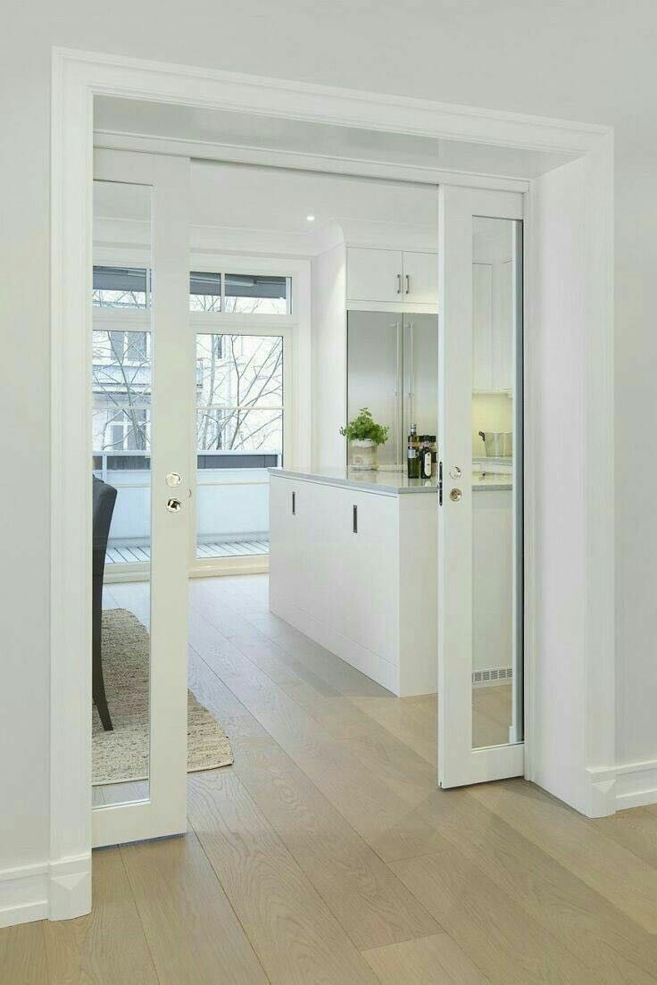 I Like The Floors On This And The Doors For The Living