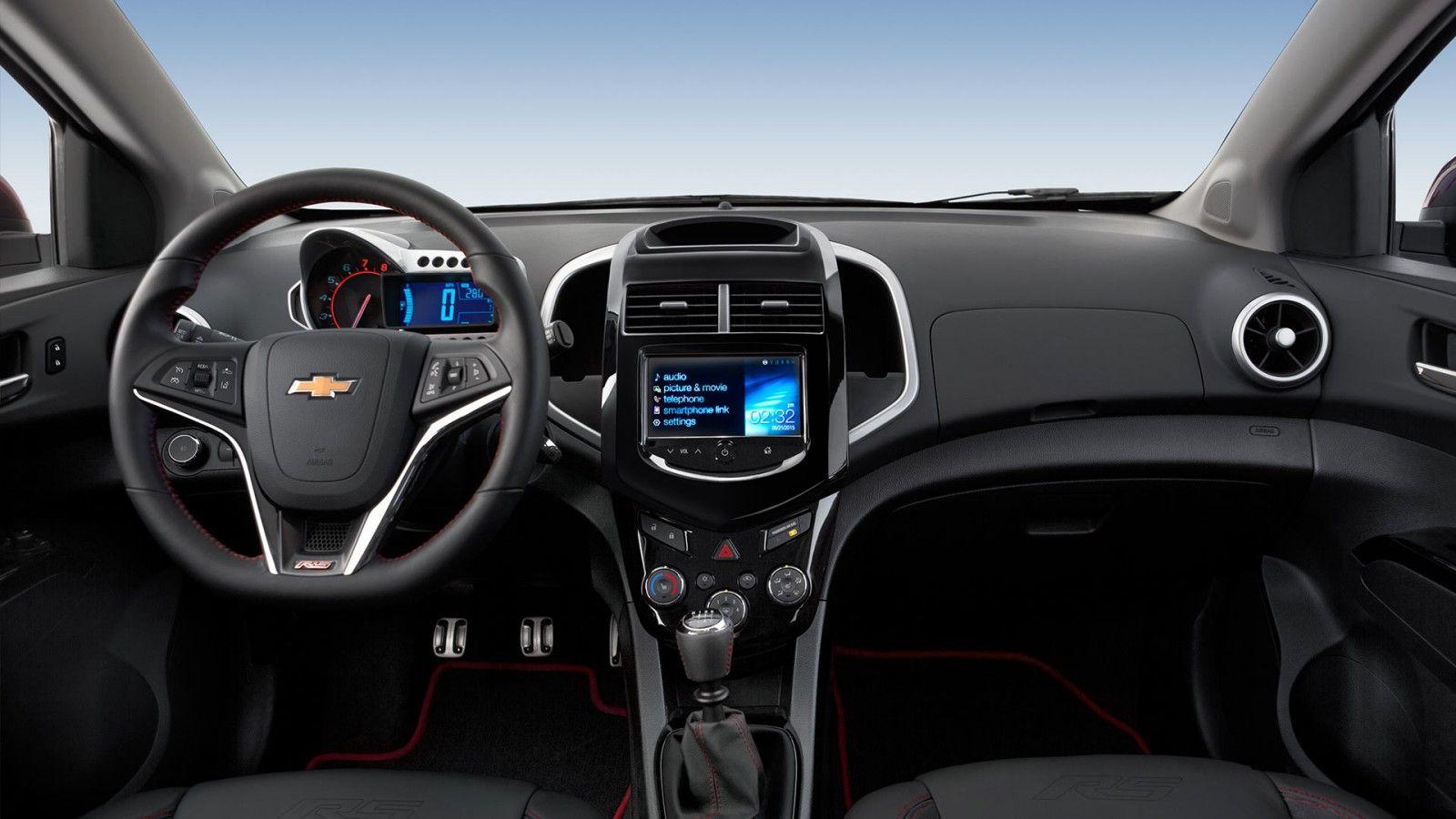 2016 Sonic Interior Photos Chevy Sonic Chevrolet Sonic Chevrolet