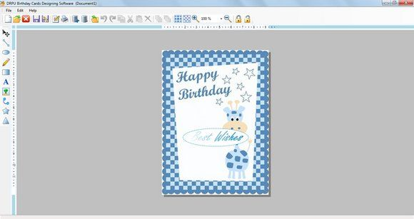 Company Pleased To Announce A New Release Of Birthday Card Designer