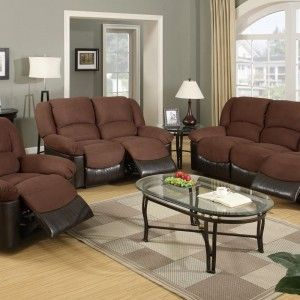 Marvellous living room with brown furniture in grey wall - Living room color ideas with brown furniture ...