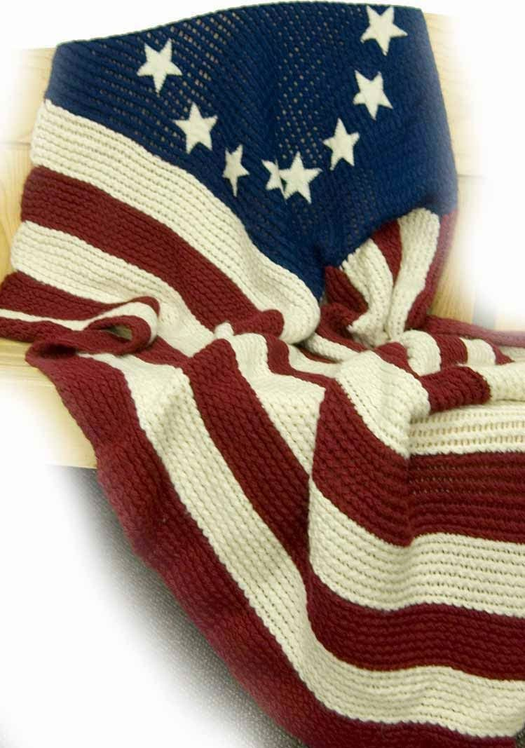 The Knifty Knitter Old Glory Blanket Loom Knitting Patterns Loom Knitting Projects Loom Crochet
