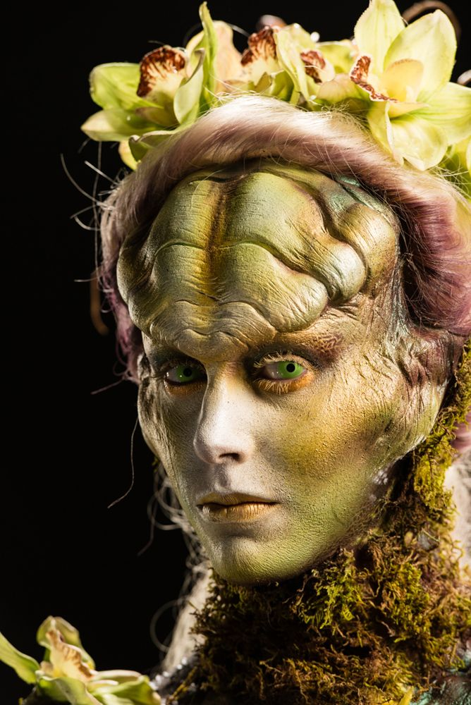 Laura. Spotlight Challenge Mother Earth Goddess. FaceOff