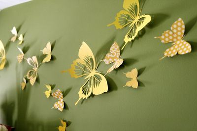Wall Butterfly Decorations
