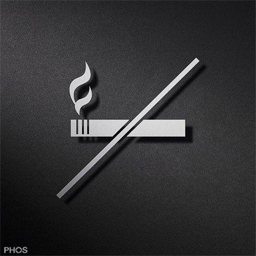 Symbol nichtraucher Website Builder