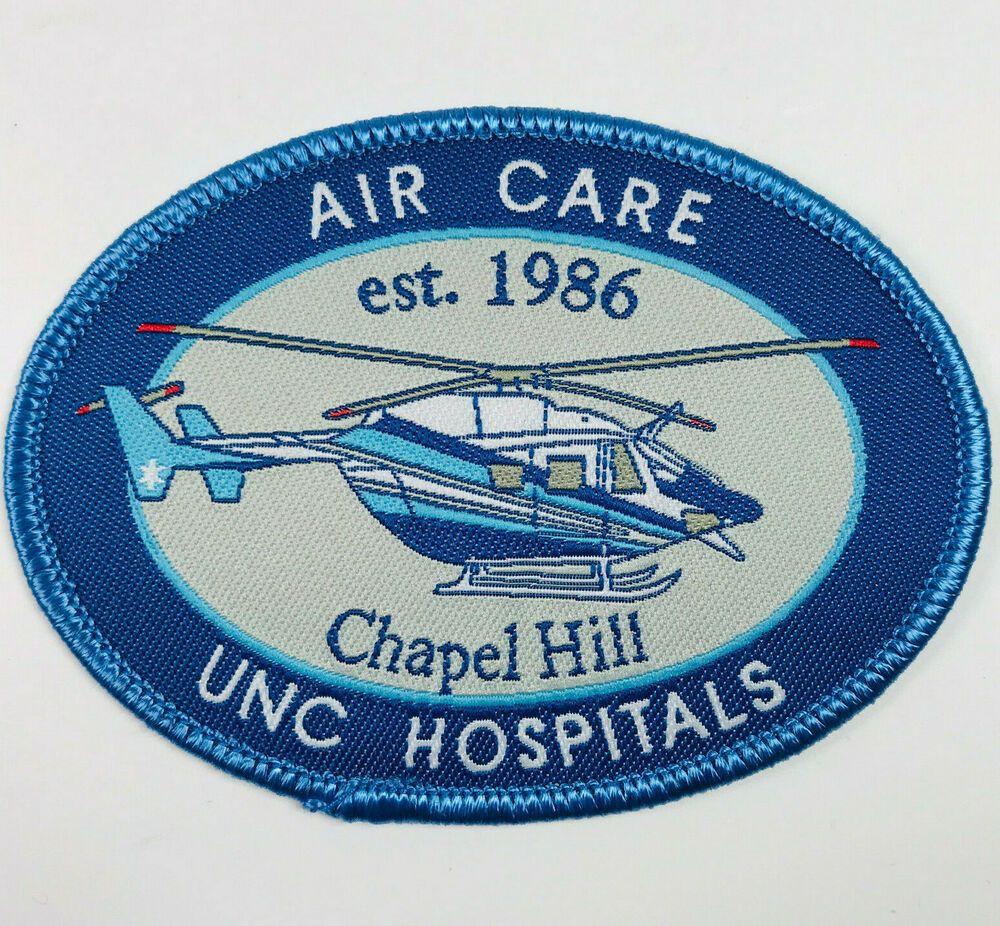 Air Care University of North Carolina Hospitals Chapel