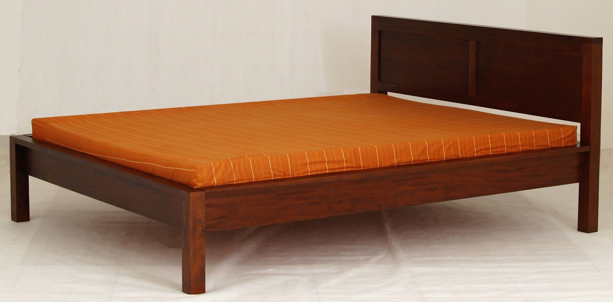 Amsterdam Queen Bed Frame - Temple & Webster
