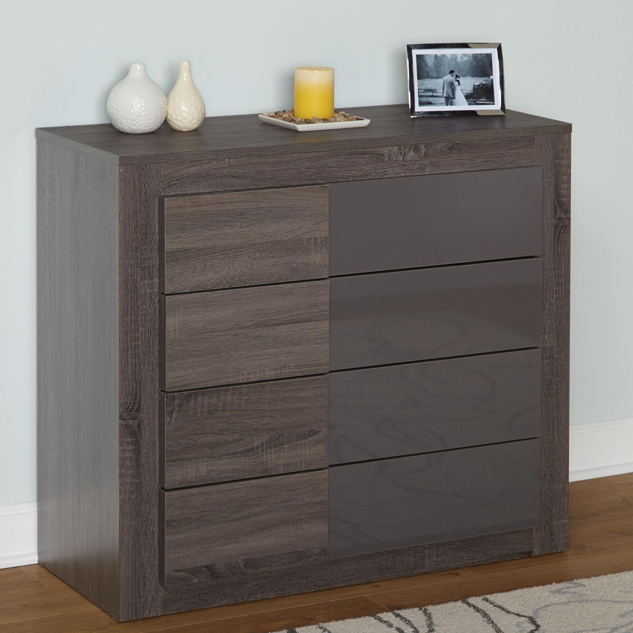 Tms Eden 4 Drawer Chest Dresser Furniture Drawers [ 2400 x 2400 Pixel ]