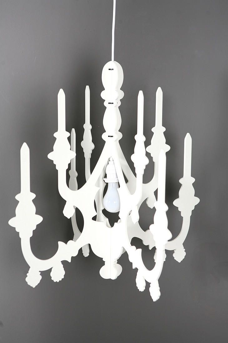 3d faux chandelier 39 on urbanoutfitters home sweet home 3 d faux chandelier arubaitofo Gallery