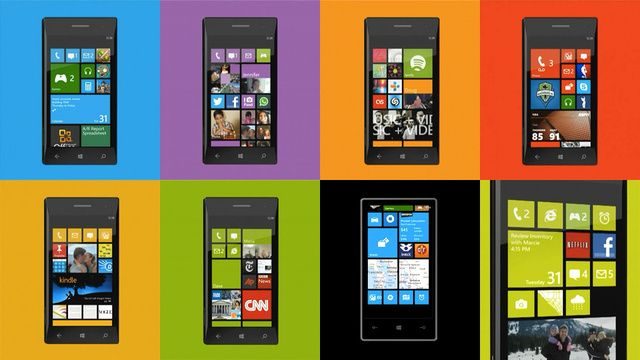 The Windows Phone 8 Start Screen Is the Best of Any Phone