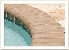 Bullnose Brick Coping Remodel Bullnose Coping Swimming Pool Landscaping Remodel Pool Coping