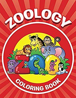Zoology Coloring Book Books For Kids Art Series By Speedy