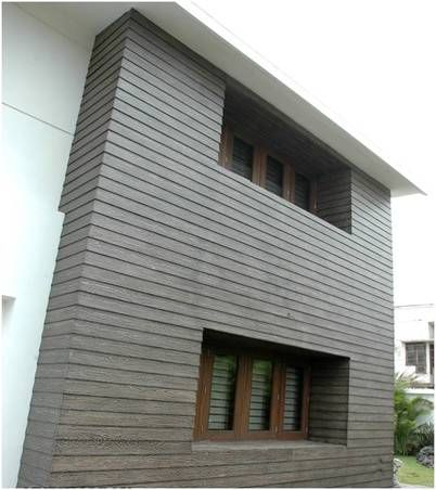 Architecture Student S Corner Fiber Cement Boards For