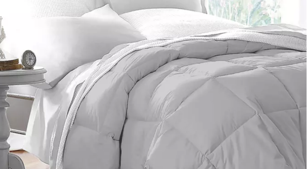 Down Alternative Comforter Only 20 99 Typically 100 Comforters Down Comforter Luxury Bedding