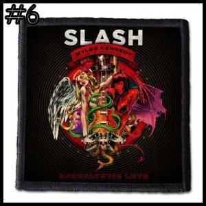 Naszywka Slash Rozne Wzory Guns N Roses 3688027784 Oficjalne Archiwum Allegro Slash Apocalyptic Love Apocalyptic Love Slash Album