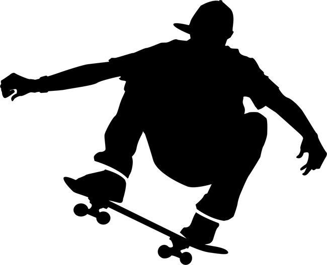 Pegatina Sticker Skate Skateboarting Sport Deporte Urban car coche surf vinyl