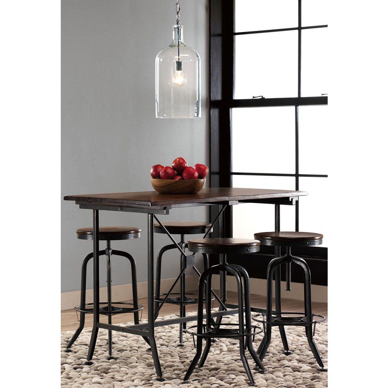 Kenroy home clr capri light pendant clear finish ceiling