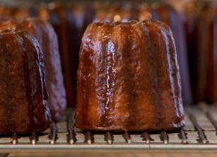 Chowhound video re Canelés