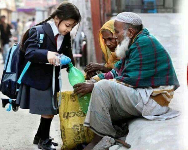 Humanidad. Se aprende en casa
