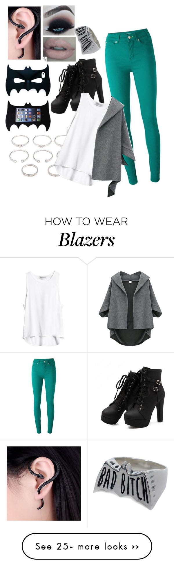 """""""Untitled #1457"""" by musicfasionbooks on Polyvore featuring moda, Forever 21 e Paul by Paul Smith"""