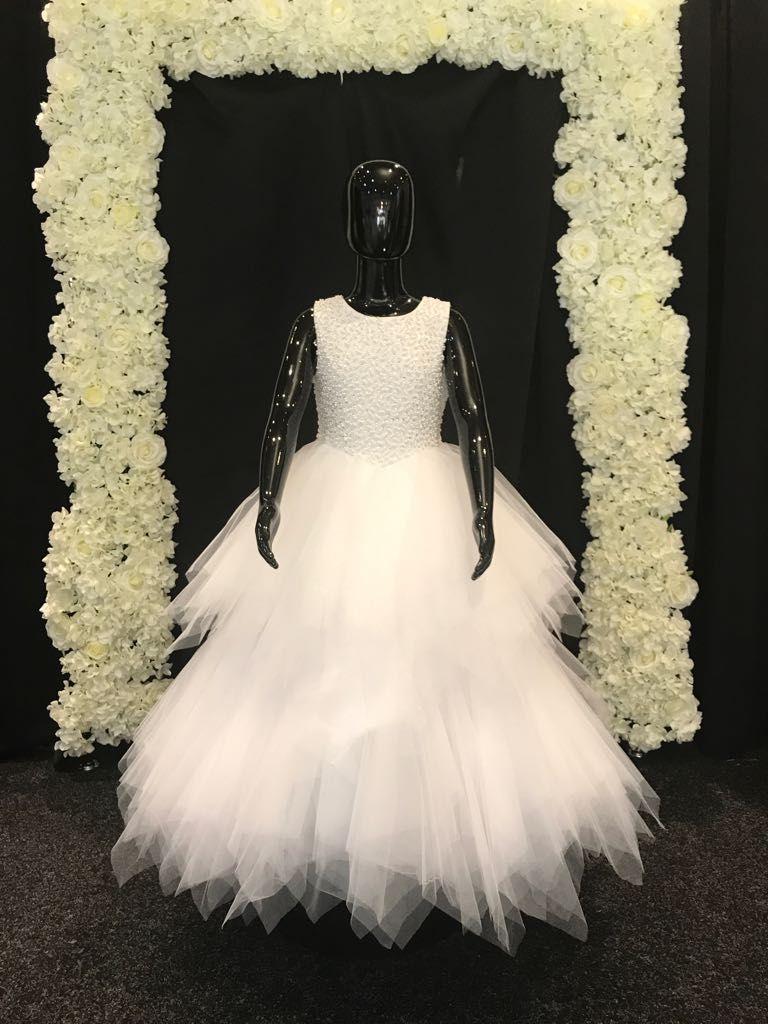 Flowergirl Dress Exclusive by Mar-lerino Tinkerbell Dress ...