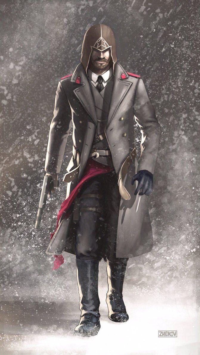 Assassin S Creed Cold War By Zhidkov Assassins Creed Art Assassins Creed Assassin S Creed Brotherhood
