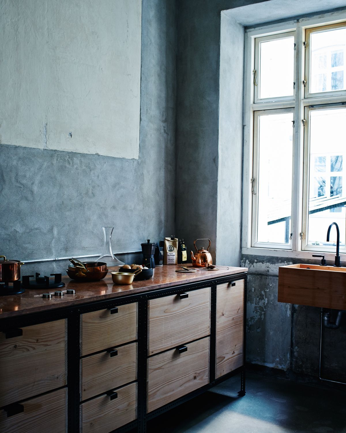 Disheveled in Denmark: A Seaside Apartment | APARTMENT INTERIORS ...