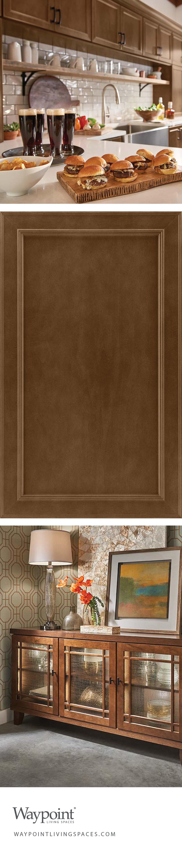 Designing With Maple Truffle Maple Cabinets Timberlake Cabinets