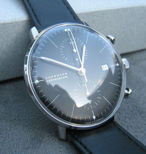 Max bill junghans watch watches pinterest max bill for Junghans watches