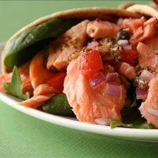 Salmon Salad Sandwich Filling