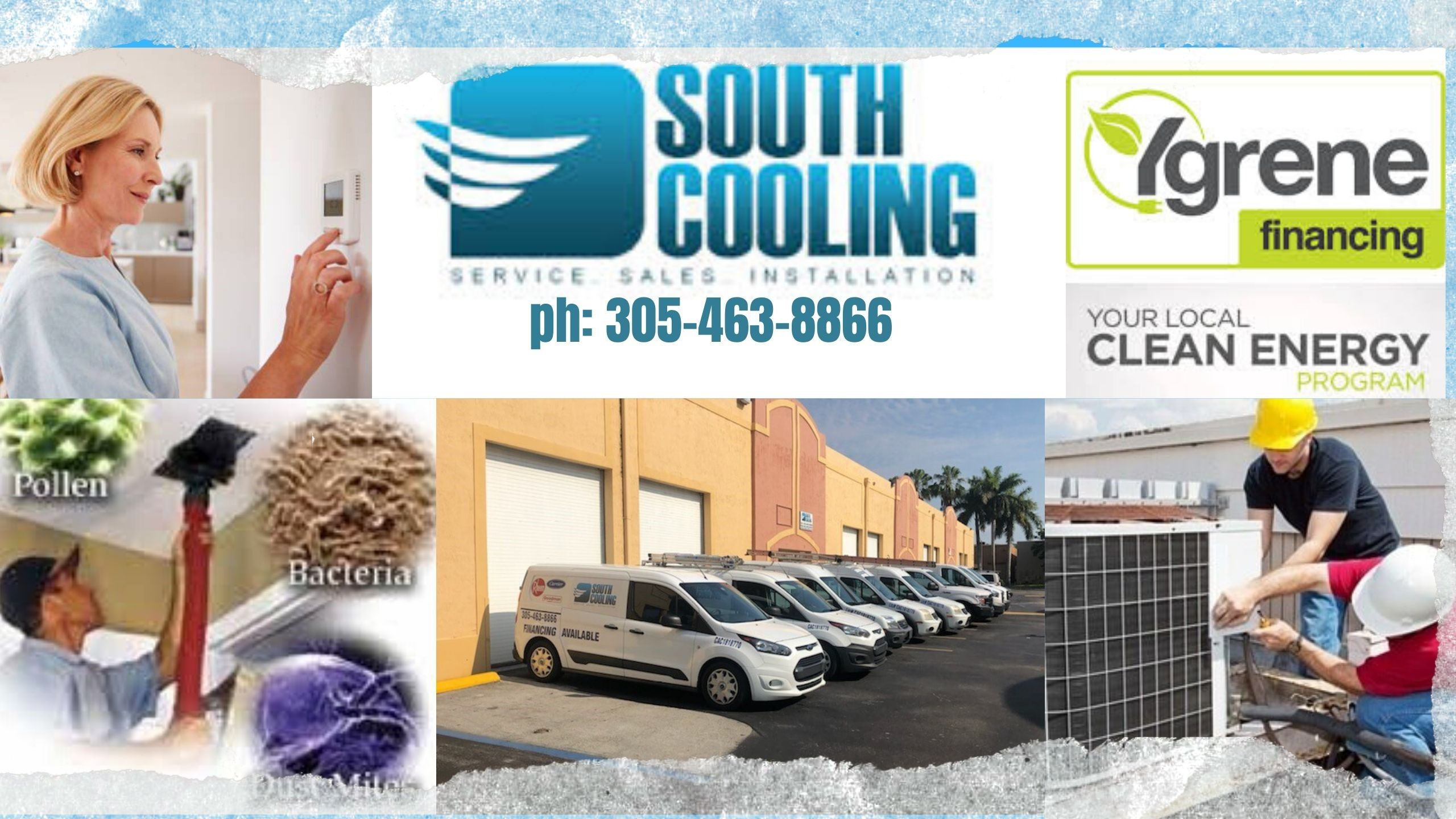 South Cooling LLC in 2020 Hvac company, Air conditioning