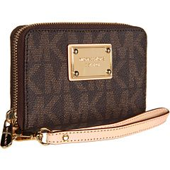 83a00e7d5bd5fb I have this little Michael Kors wallet & it's so cute! | Girls Gotta ...