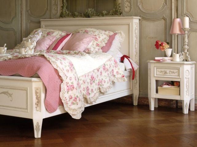 Chambre romantique interiors | Valentines Day | Pinterest | Chambre ...