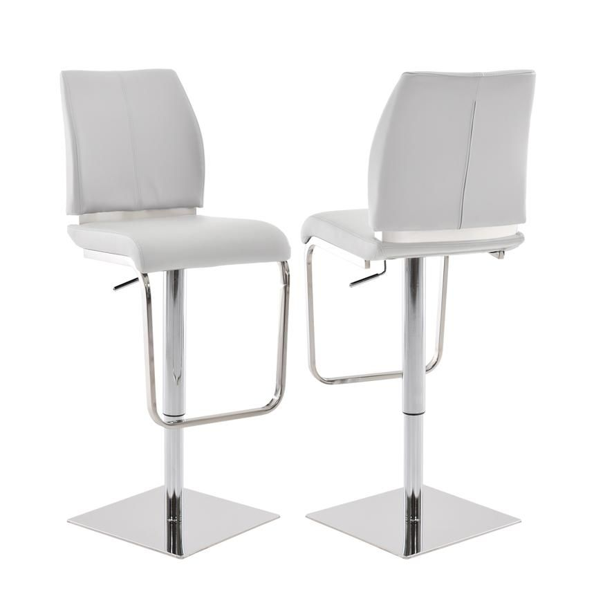 Maday White Adjustable Stool Adjustable Stool Outdoor Furniture Chairs Shabby Chic Table And Chairs