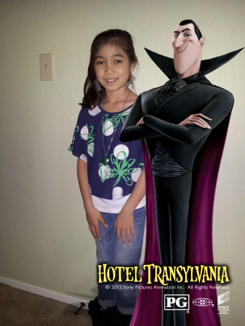 to Hotel Transylvania! HotelT Dracula