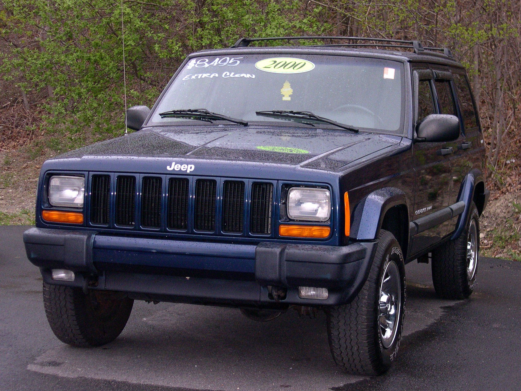 2000 Jeep Cherokee Usedengine Assembly Description 2 5l 4 150