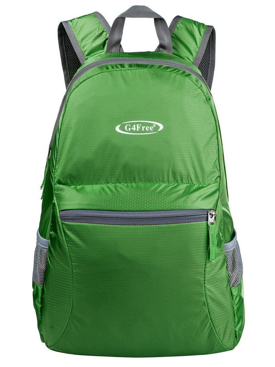 G4Free 20L Ultra Lightweight Foldable Waterproof Backpack Dark Gray Ultra 47a32c0531668