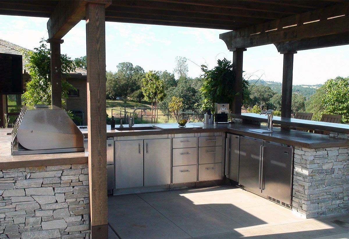 Full Outdoor Kitchen Design Outdoor Kitchen Design Outdoor Kitchen Built In Grill