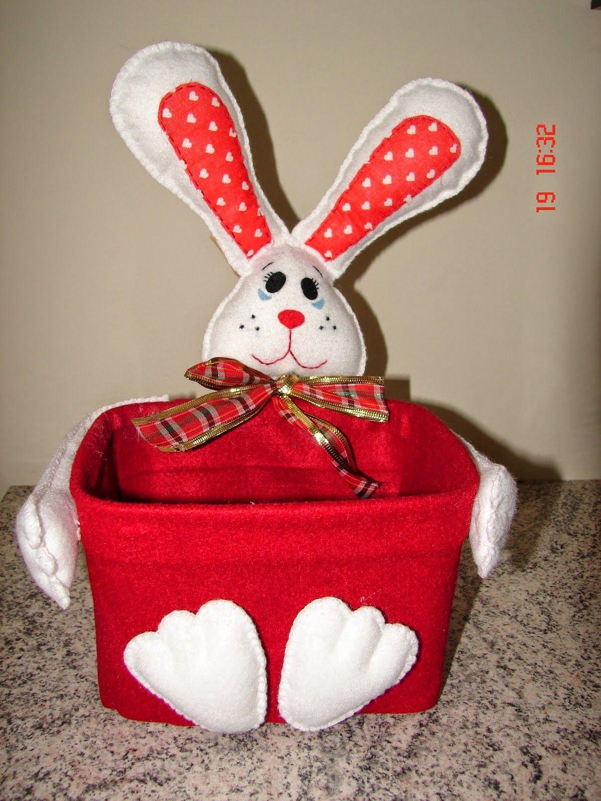 Bunny basket part 1 (2 parts)