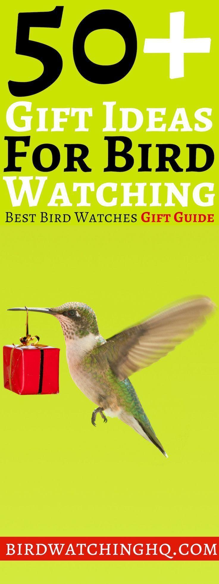 50 gift ideas for bird watching bird lovers 2020