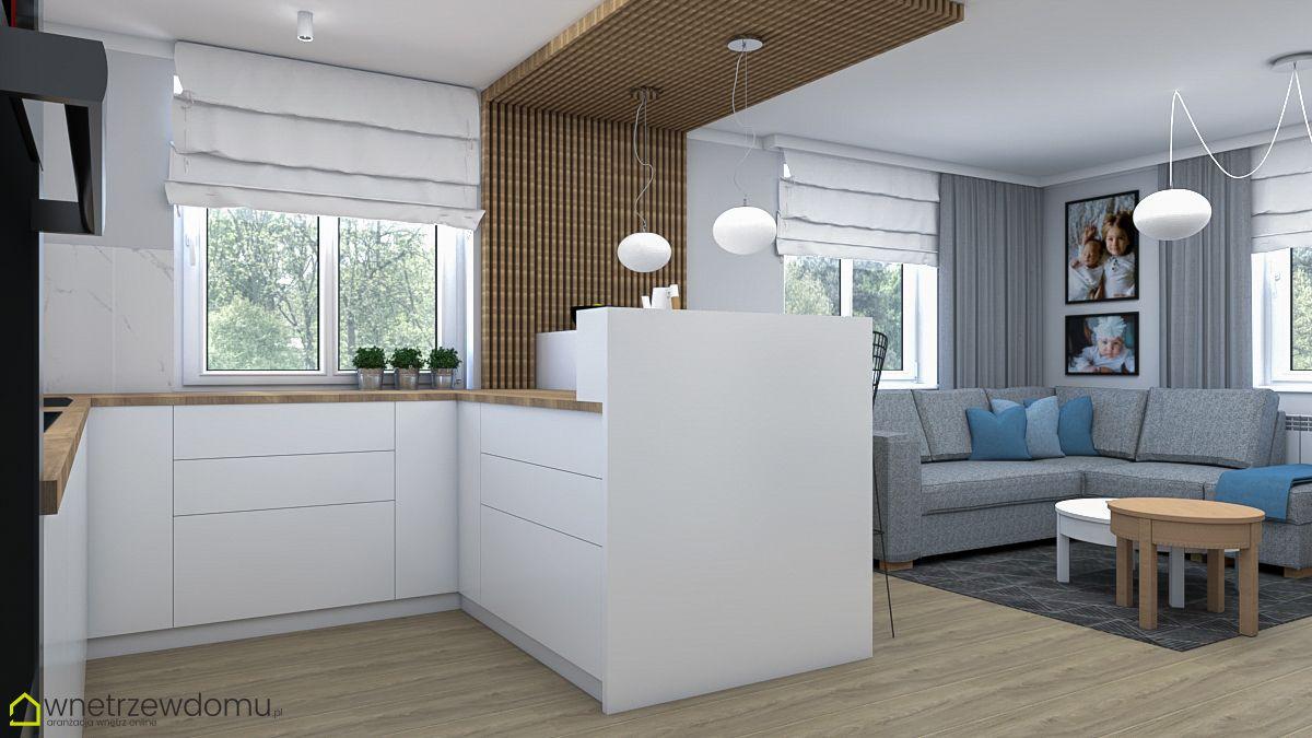 Salon Z Kuchnia In 2020 Home Decor Home Room Divider