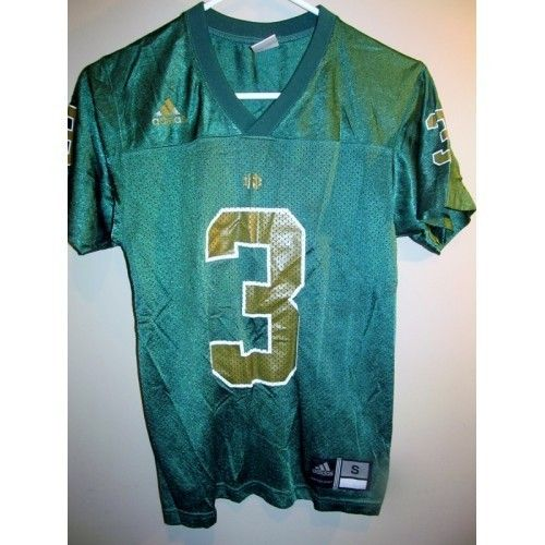 Adidas Joe Montana Notre Dame Football jersey  1ea4fb866