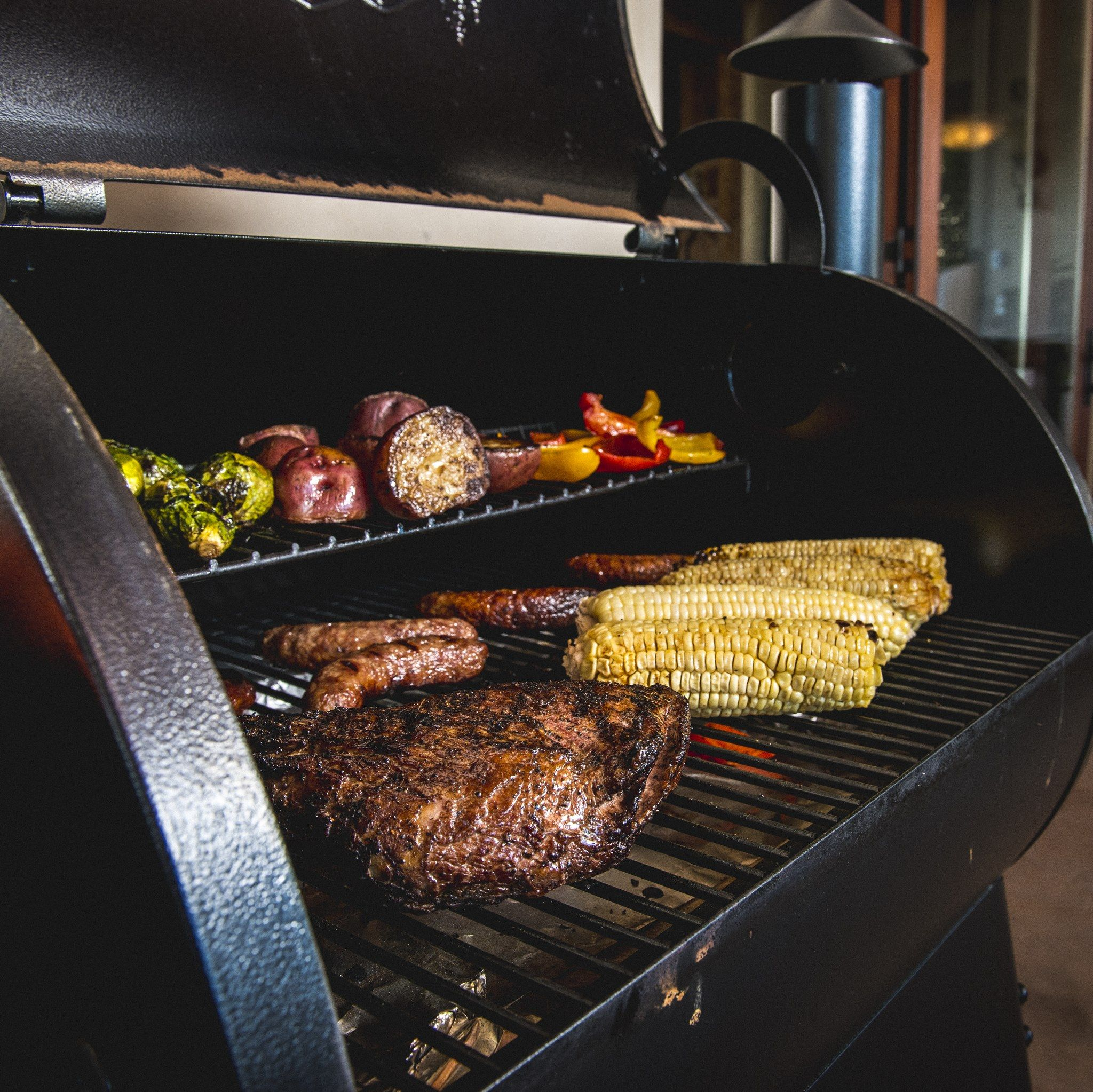 for wood pellet grills traeger wood fired grills