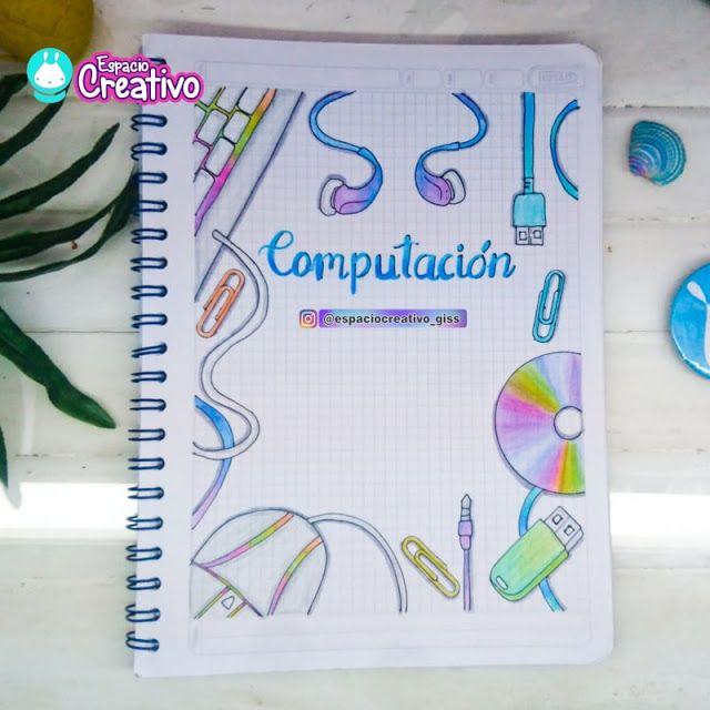100 Ideas De Portadas A Mano En 2021 Portada De Cuaderno De Dibujos Caratulas Para Cuadernos Escolares Carátulas Para Cuadernos